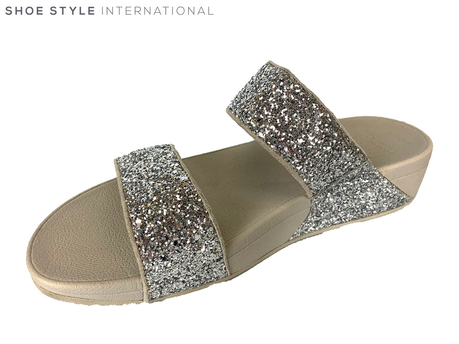 Fit Flop Glitter ball Slide