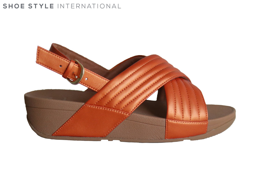 Fit Flop Lulu Padded Orange