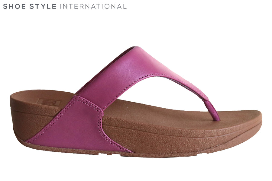 Fit Flop Lulu Toe Post Pink
