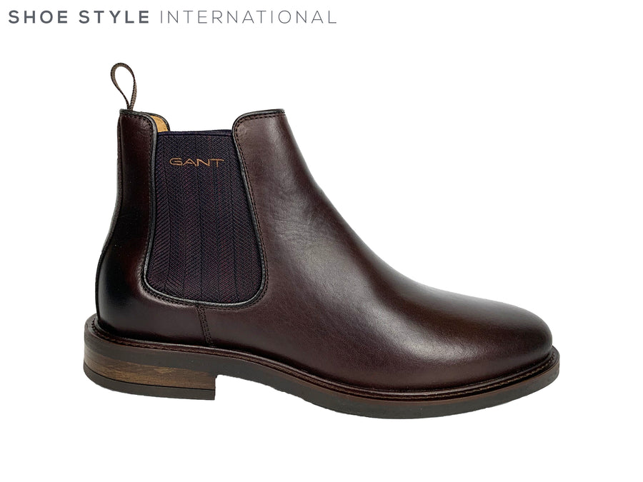 Gant St. Akron Dark Brown