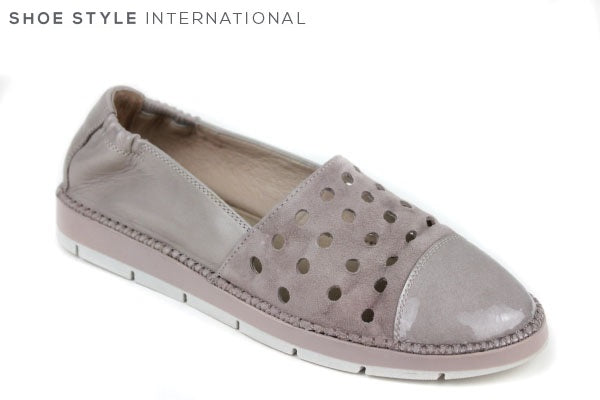 Hispanitas 84564 slip-on loafer colour Blush, Shoe Style International Wexford Gorey Ireland