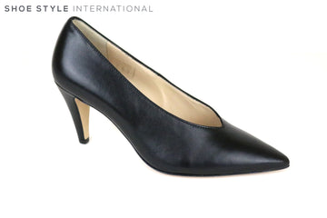 Hogl 7700, Movie Star, High Heel Stiletto Shoe, Colour Black. Perfect shoe for Occasion wear. Nice V Shape at the front of the shoe which is very flattering on the foot. Shoe Style International, Wexford, Gorey, Ireland