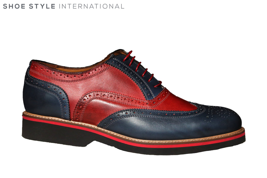 Mercanti 06650 Red & Navy