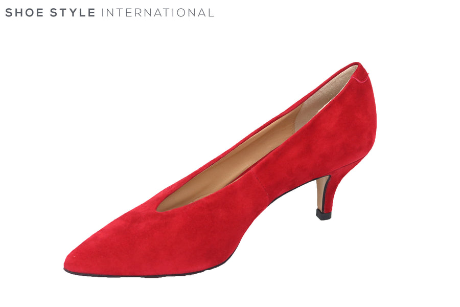 Perlato 10973 Red Suede