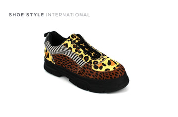 Steve Madden Karter Animal Multi