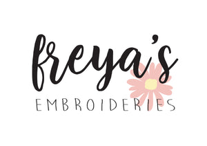 Freya's Embroideries