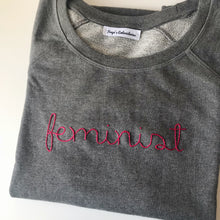 Load image into Gallery viewer, Feminist Sweatshirt