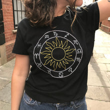 Load image into Gallery viewer, Astrology T-shirt
