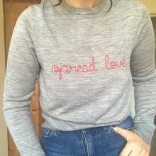 Load image into Gallery viewer, Spread love Sweater
