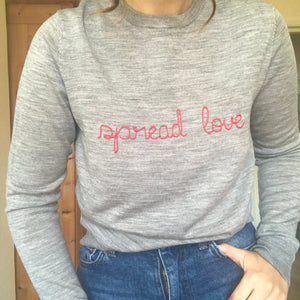 Spread love Sweater