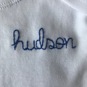 Personalized Baby bodysuit