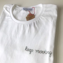 Load image into Gallery viewer, Keep Moving T-shirt