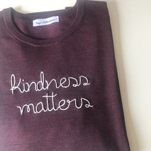 Kindness Sweater