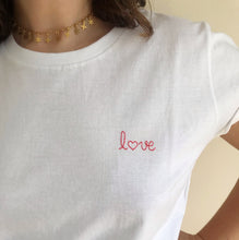 Load image into Gallery viewer, Love T-shirt