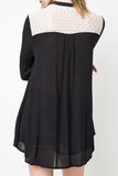 Hayden Trapeze Dress