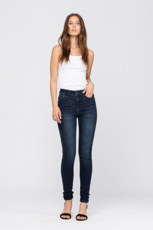 Judy Blue Super Dark Skinny Jean