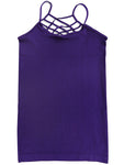 SUPER SOFT Reversible Criss Cross Cami