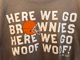 CLE Here we go Brownies...Woof!Woof!