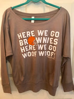 Copy of CLE Here we go Brownies...Woof!Woof!