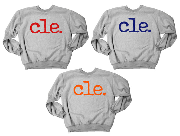 Cle Inside Out Sweatshirt