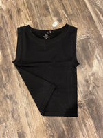 Zenana black layering tank