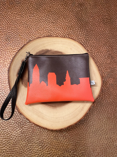 Anne Cate Browns Cleveland Skyline bag