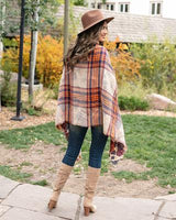 Pocket Poncho scarf - regular & reversible