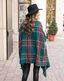 Winter Weight Poncho