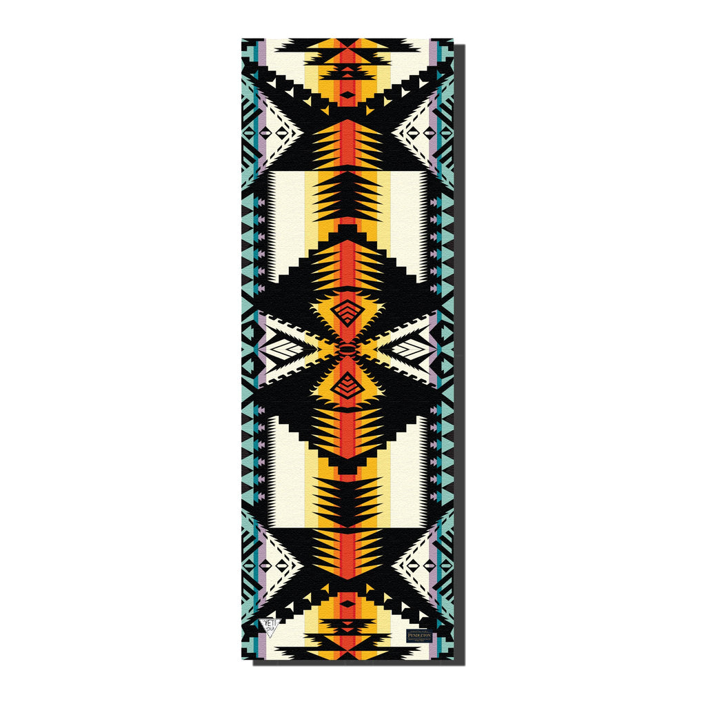 Pendleton X Yeti Yoga Mat - Eagle Rock