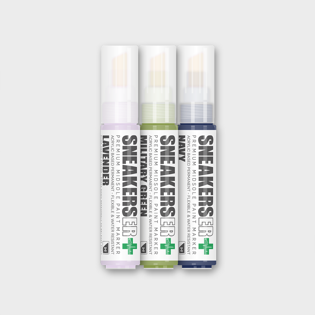 Sneakers Premium Midsole Paint Markers - Various