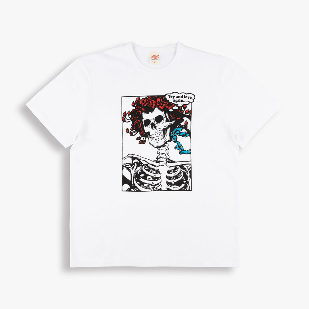 TSPTR Love Again Tee - White