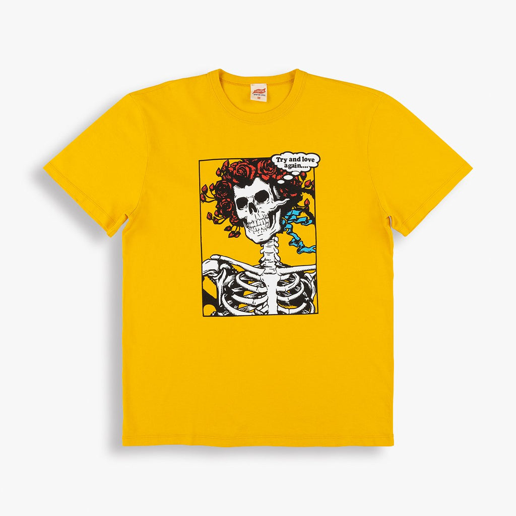 TSPTR Love Again T-shirt - Yellow