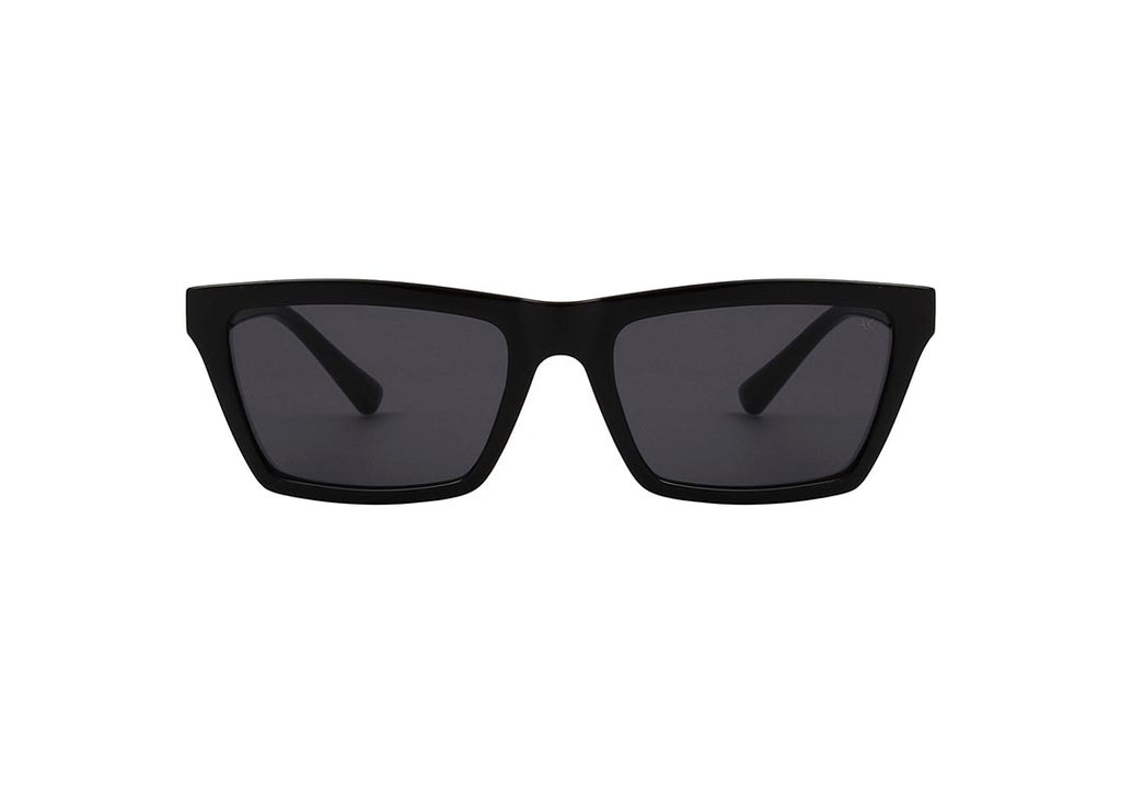 A.Kjaerbede Handmade Sunglasses Clay - Black