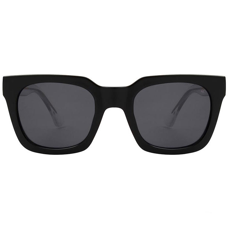 A.Kjaerbede Handmade Sunglasses Nancy - Black