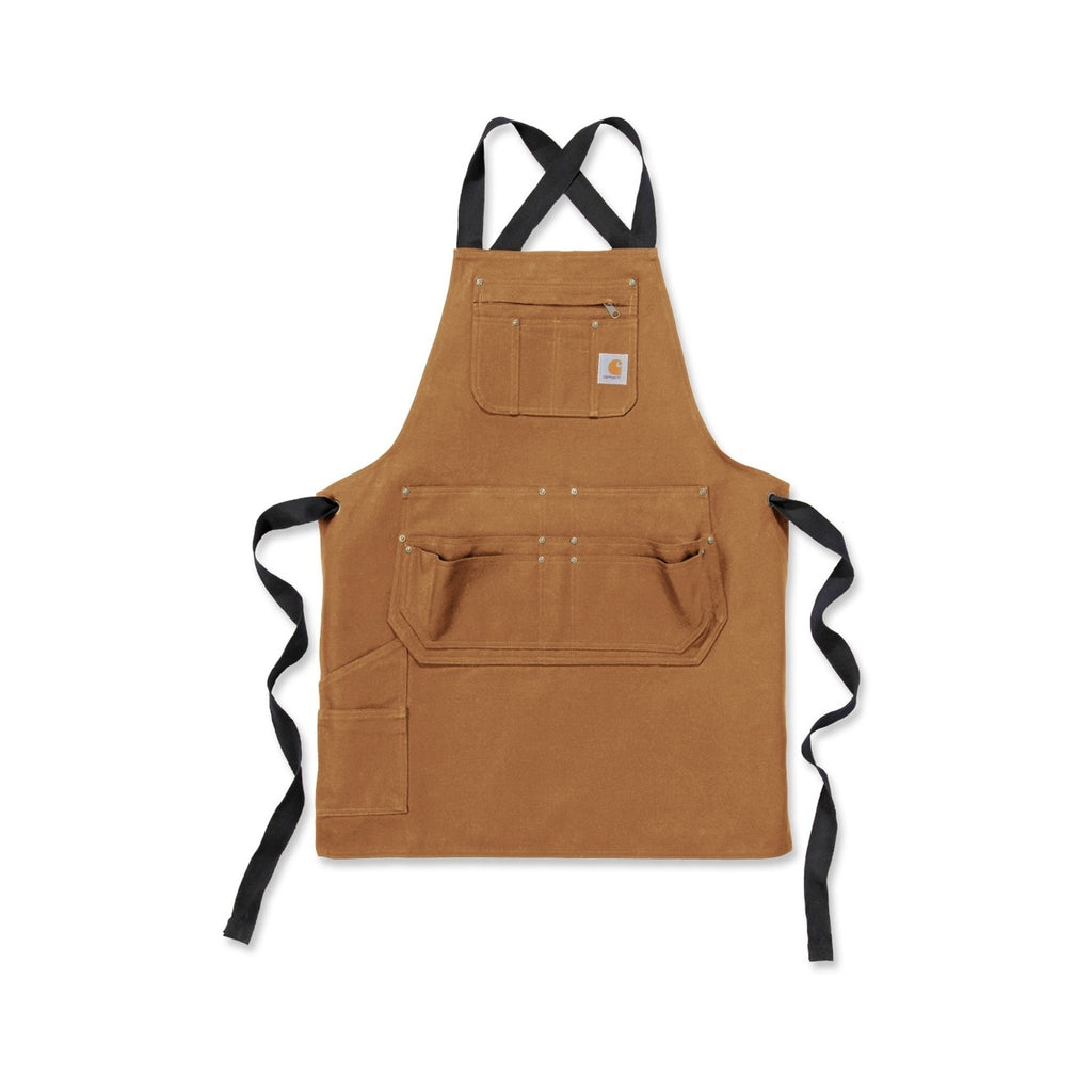 Carhartt Workwear USA Duck Apron - Carhartt Brown