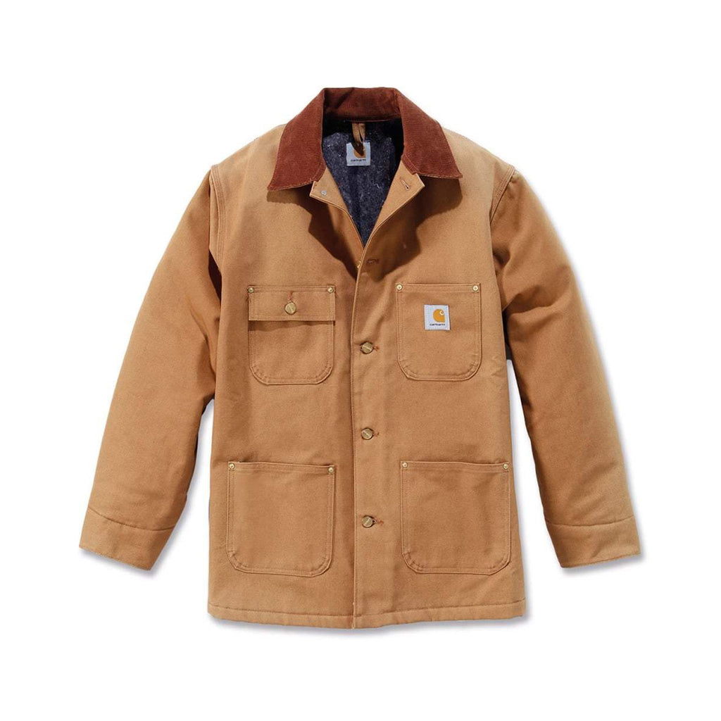 Carhartt Chore Coat - Carhartt Brown