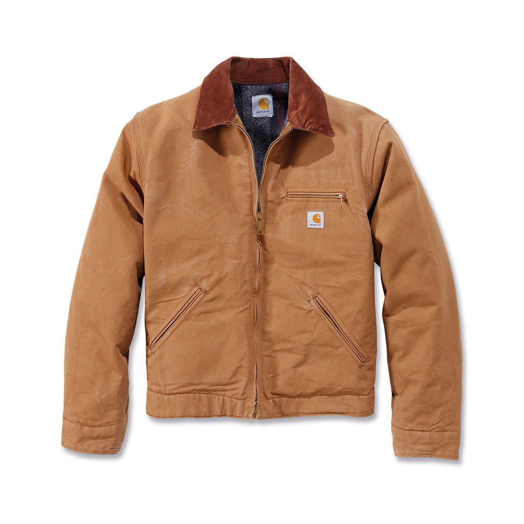 Carhartt Detroit Jacket - Carhartt Brown