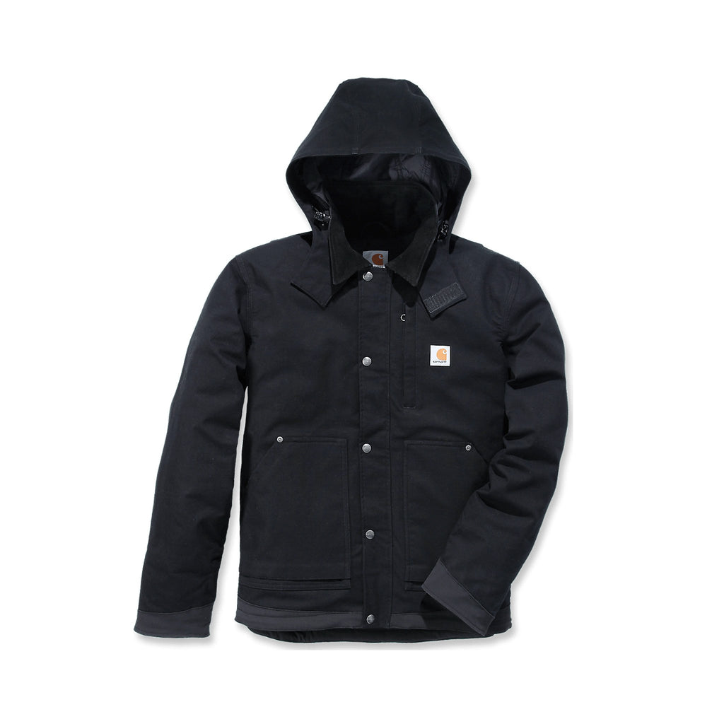Carhartt Full Swing Steel Jacket - Black