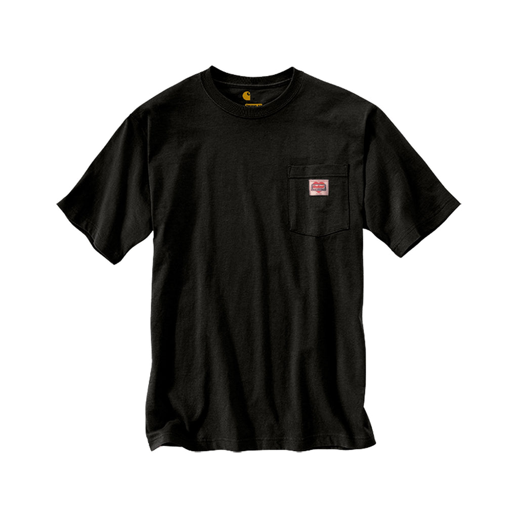 Carhartt Heritage K87 Icon T-shirt - Black