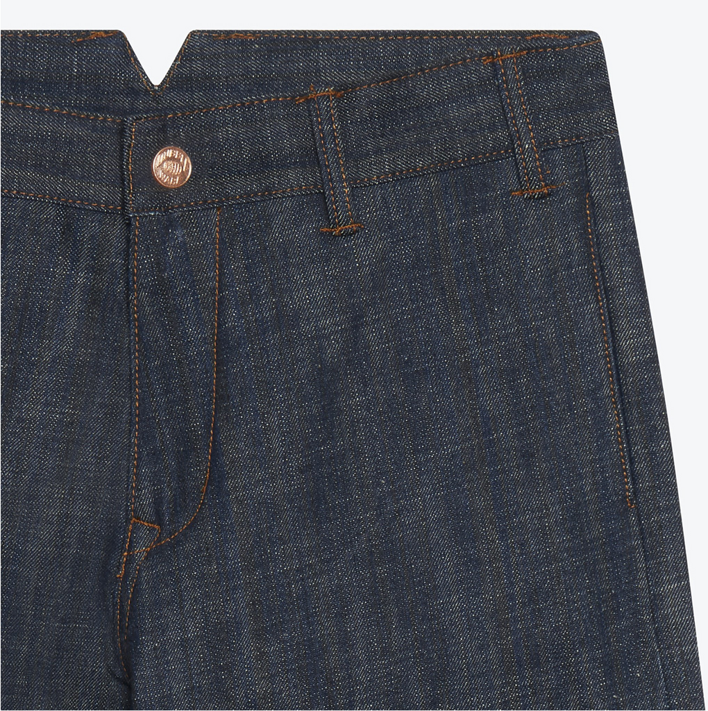Dubbleware Lyon Workwear Selvedge Denim - Indigo