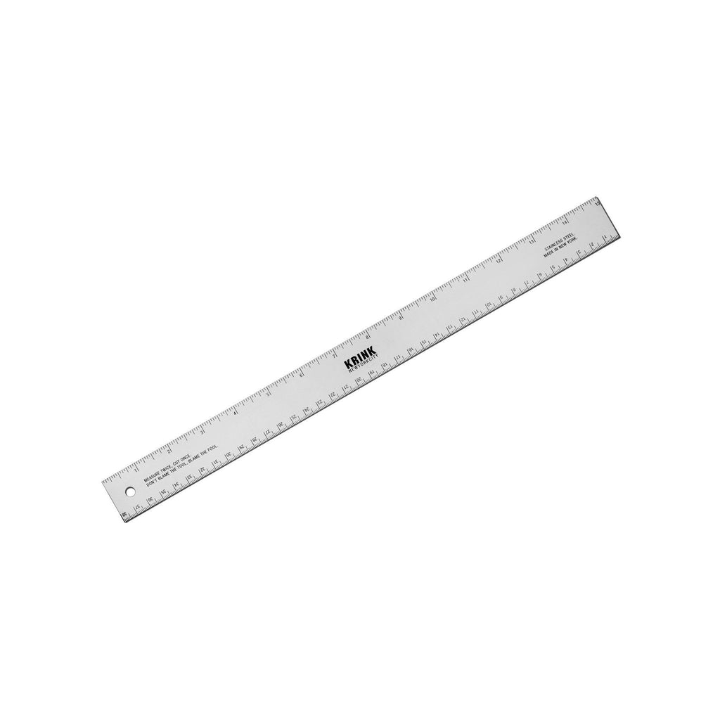 Krink Stainless Steel Ruler