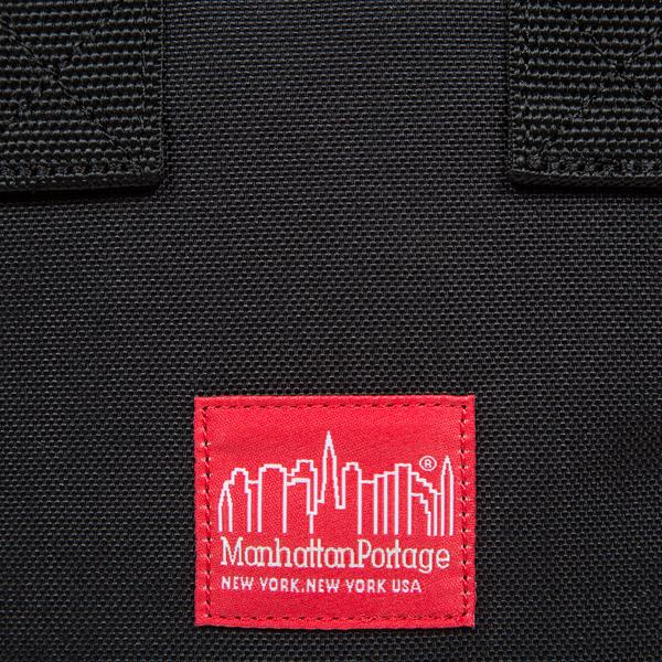 Manhattan Portage Governors Backpack Bag - Black