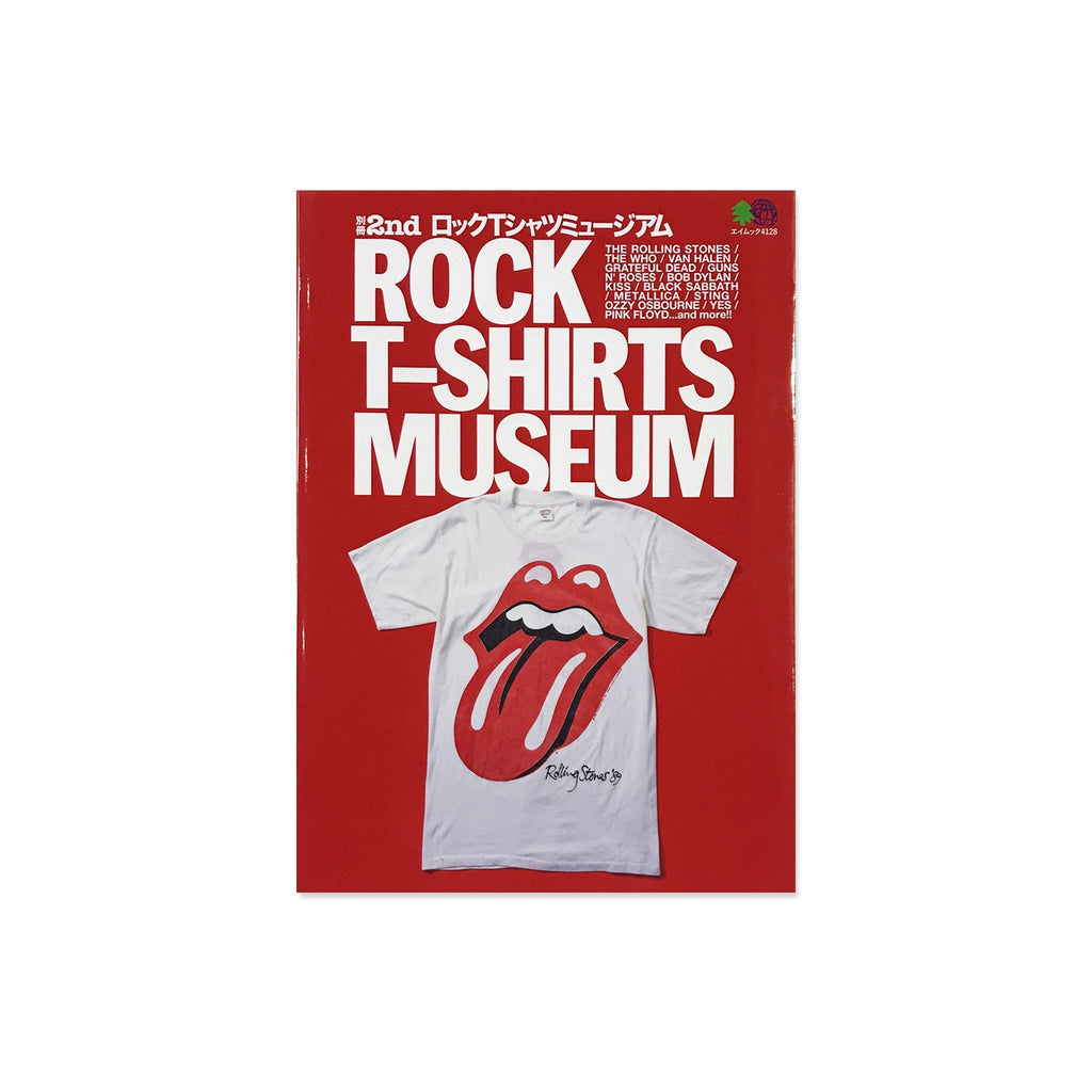 Rock T-Shirt Museum - Japan Import