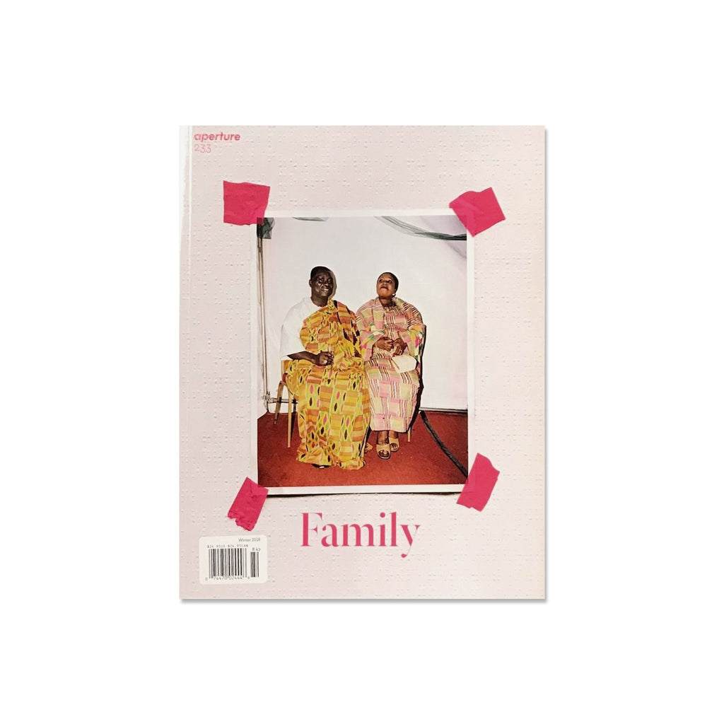 Aperture Magazine 'Family' - Vol 233