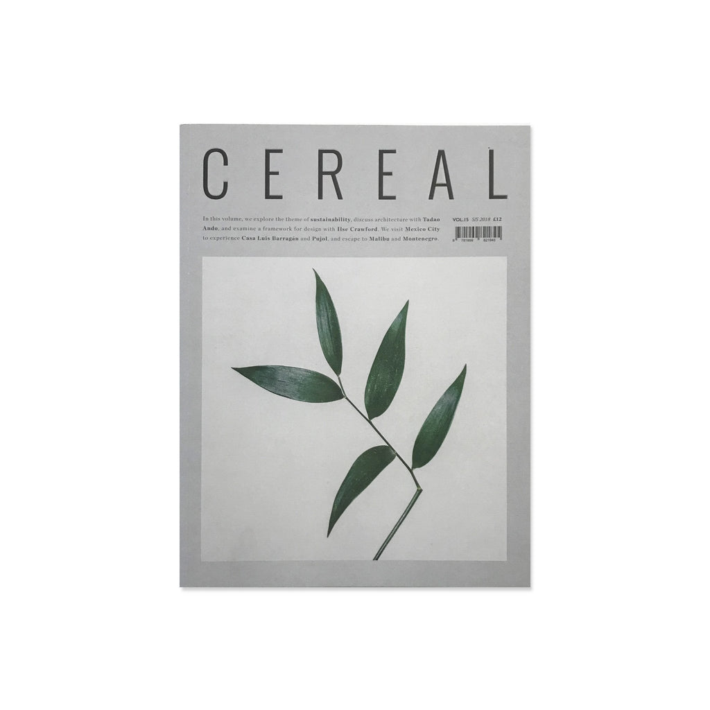 Cereal Magazine - Vol 15