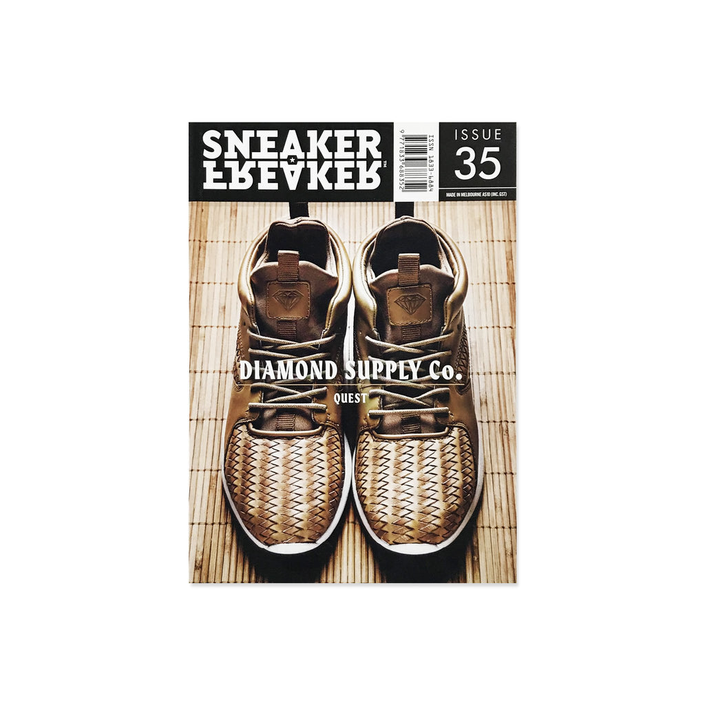 Sneaker Freaker Magazine  - Issue 35 Diamond Supply Co