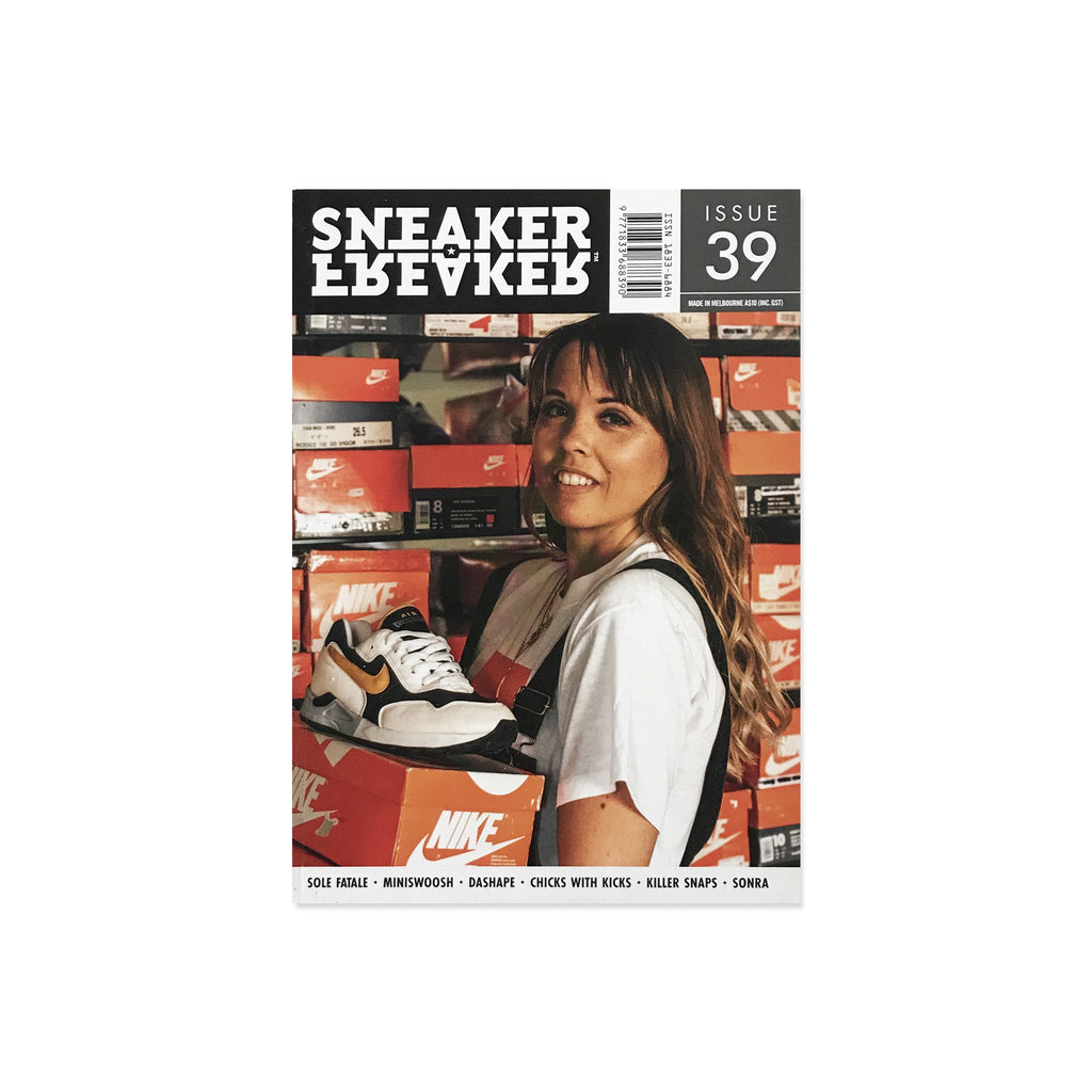 Sneaker Freaker Magazine  - Issue 39 Dashape Vintage