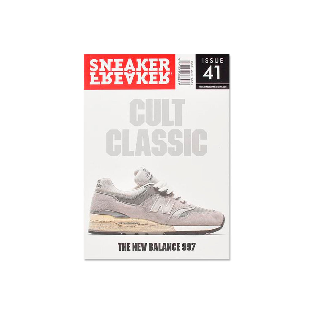 Sneaker Freaker Magazine  - Issue 41 - NB 997