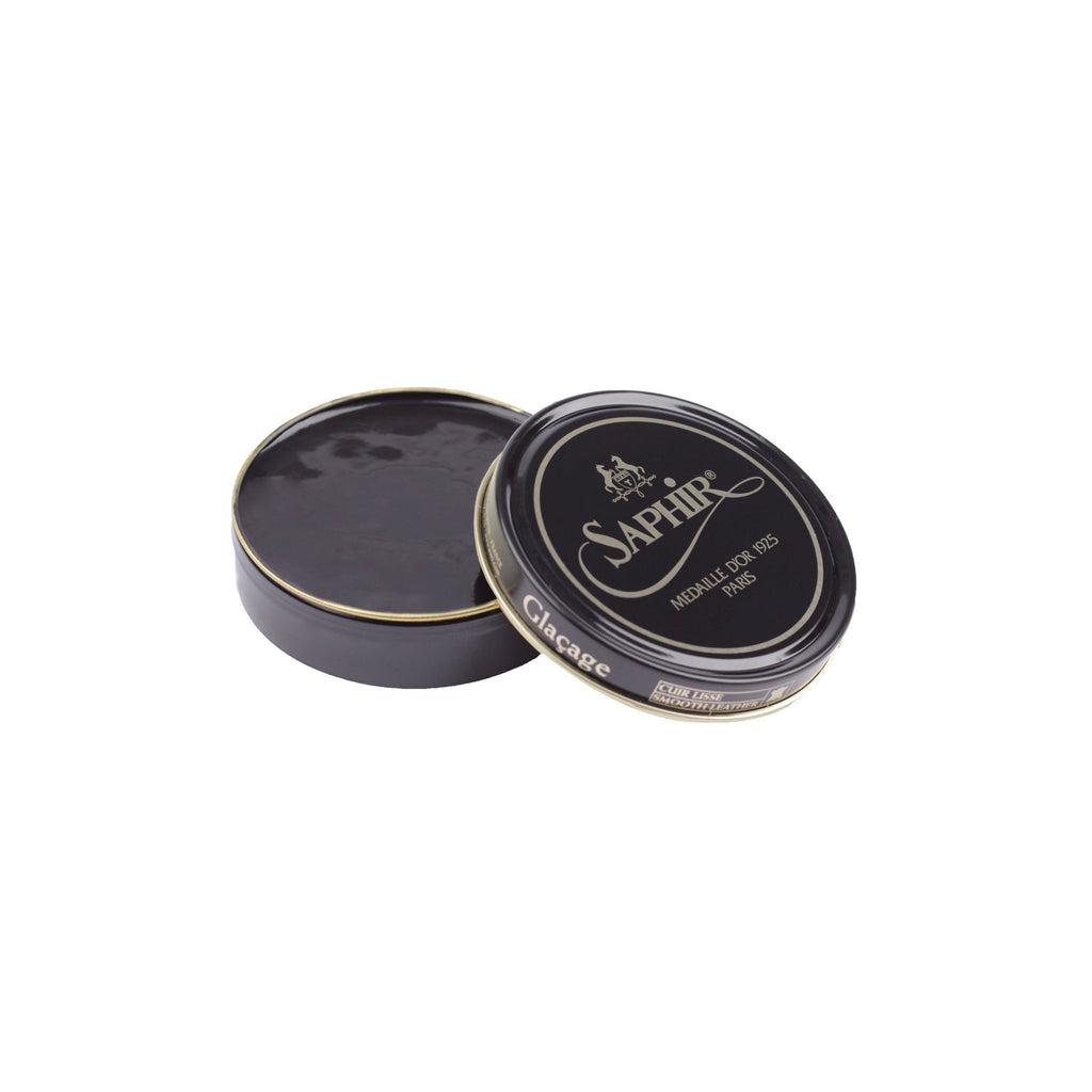 Saphir Médaille D'or Pate De Luxe Shoe Wax 50ml Tin - Various Colours