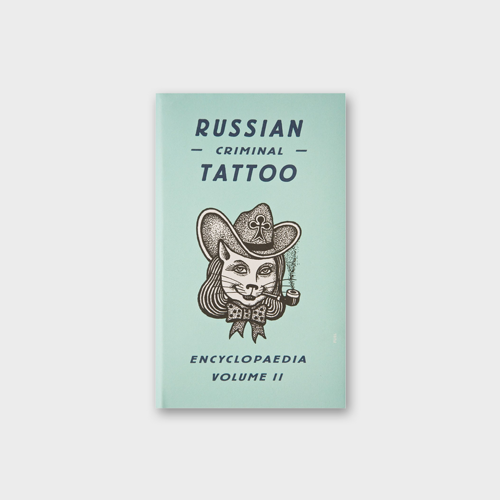 Russian Criminal Tattoo by Danzig Baldaev Book - Encyclopedia Vol 2